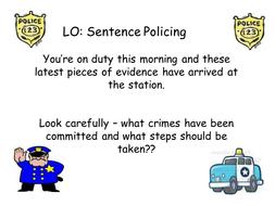 Sentence Police.ppt
