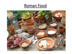 Roman food by alainechristian teaching resources tes roman foodpptx roman recipesc forumfinder Gallery