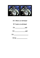 If I Were an Astronaut Poem - framework.doc