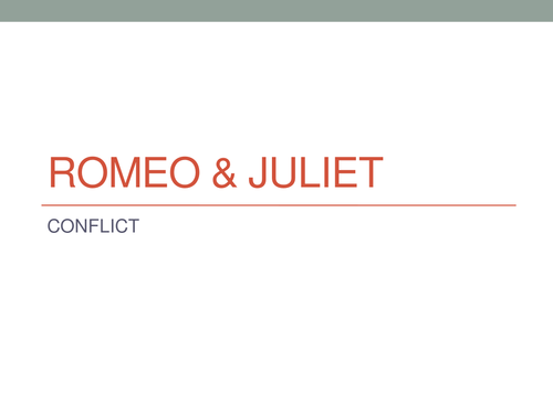 theme of conflict in romeo and juliet essay Theme of conflict in romeo and juliet the prologue of the play reveals a lot about the plays theme and how in this essay i will study how fate plays.