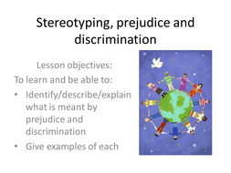 prejudice and discrimination - L2.pptx