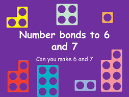 Number bonds for 6 and 7 by lizella teaching resources tes number bonds for 6 and 7 ibookread PDF