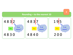 Rounding - Basics, Decimal Places & Sig Figs by newmrsc - Teaching ...