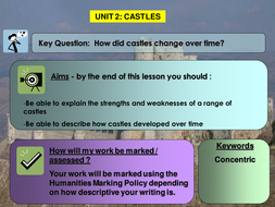 Lesson 2 - The development of castles.ppt