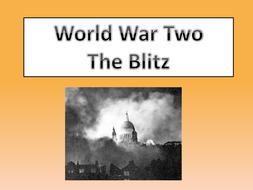 The Blitz Powerpoint