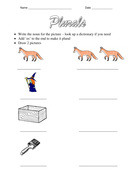 Jolly Grammar activities and worksheets by mazza84