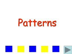 repeating patterns by kmed2020 teaching resources tes