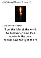 Poster2_John's Gospel (Chapter 8 verse 12).doc
