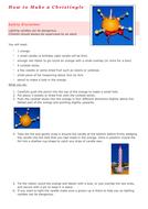how to make a christingle.doc