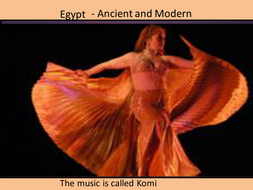 The music of ancient Egypt