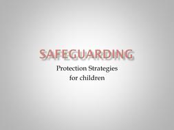Safeguarding Children BTEC CCLD Unit 5 Level 3