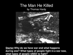 The Man He Killed2.ppt