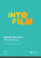 'Words Can Hurt' Film Seasons: Anti-Bullying