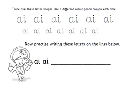 TES Phonics Does Handwriting - ai