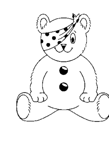 Children In Need Pudsey Bear Poster Competition By V3884