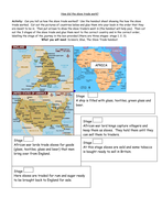 How did the slave trade work- worksheet.doc