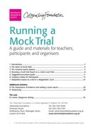 Mock Trial Activity