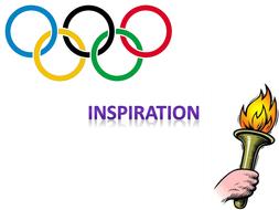 Olympic theme - Inspiration