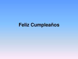 Feliz Cumpleaños.ppt