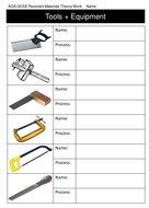 Worksheet-Tools-H&S.ppt