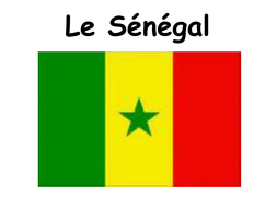 Expo 2 Vert Module 5 - Senegal