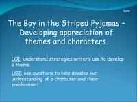 boy in striped pyjamas essay questions