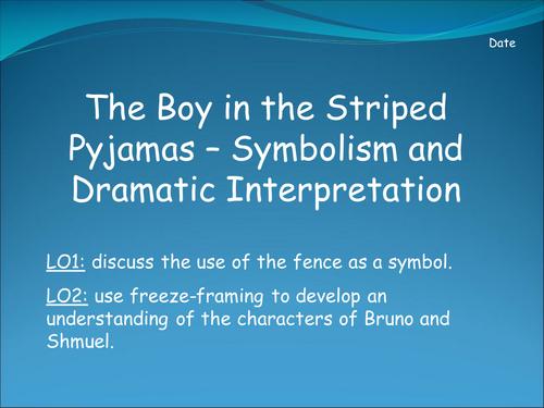 Boy In The Striped Pyjamas Scheme Resources By Sazo123 Teaching