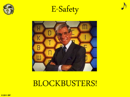 E-Safety BlockBusters by brad-ashley - Teaching Resources - TES