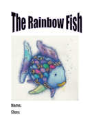 the rainbow fish activity booklet