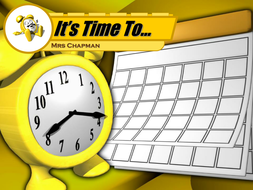 Time ppt