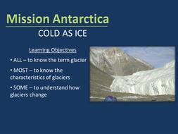 Mission Antarctica