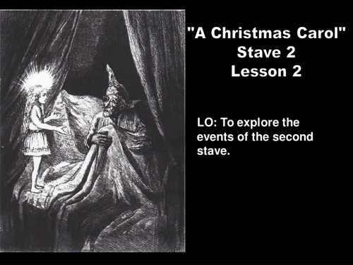 A Christmas Carol Stave 2 Part 2 by fholt - Teaching Resources - TES