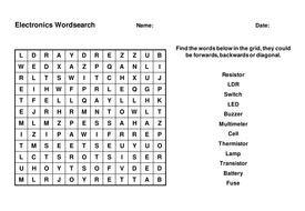 Cover/Homework sheets by Willaddison | Teaching Resources