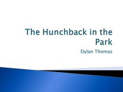 hunchback poem