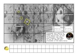 BeeBot Moon map challenge