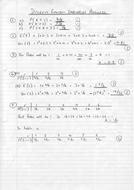 Discrete Random Variables Assignment