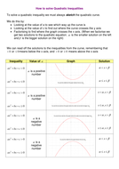How to solve Quadratic Inequalities by Graph.doc