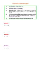 Examples of Quadratic Inequalities.doc