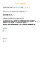 Definite Integration Intro.doc
