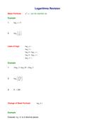 Logarithms Revision.doc