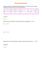 Binomial Expansion x+y.doc