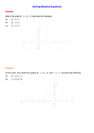 Solving Modulus Equations and Inequalities.doc