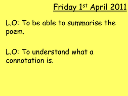 Friday 4th March 2011.ppt