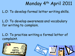 Monday 7th March 2011.ppt