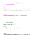 Revision of C4 Differentiation.doc