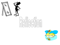 Powerpoint for Reflection