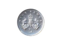 British coins display photos
