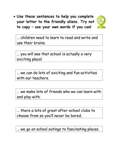 year 2 persuasive writing lesson by pinguina81 teaching resources tes - Examples Of Argumentative Essays For Kids