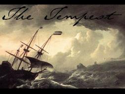 The Tempest: Describing Prospero and Miranda