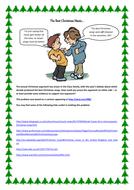 Christmas Music statistics task